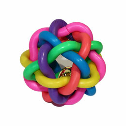 Мячи - Разноцветный мяч 8.5см MTR-0086 , 0