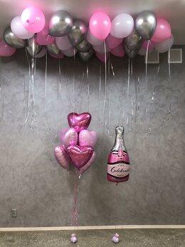 Воздушные шары - Набор шаров №55, 0