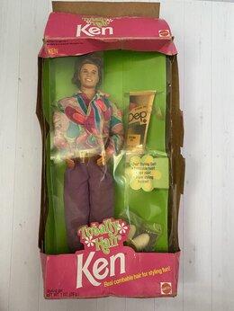 Куклы и пупсы - Кен / Ken Totally Hair, 0