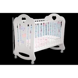 Кроватки - Детская кроватка Шарлотта, 0