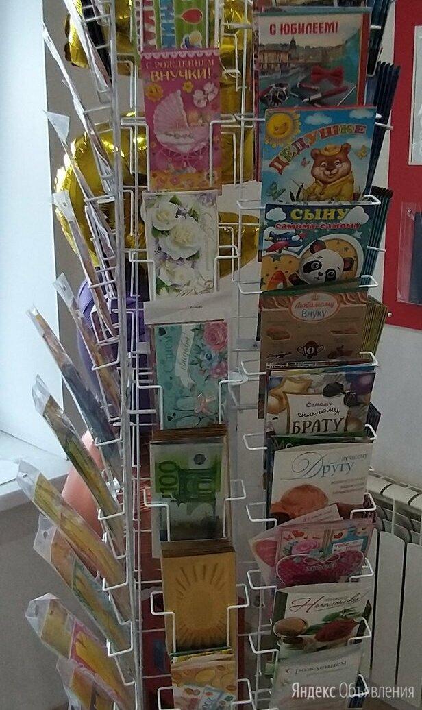 Стойка для открыток, 100 карманов по цене 5500₽ - Рекламные конструкции и материалы, фото 0