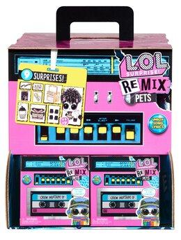 Куклы и пупсы - LOL Remix Pets 12 питомцев, 0