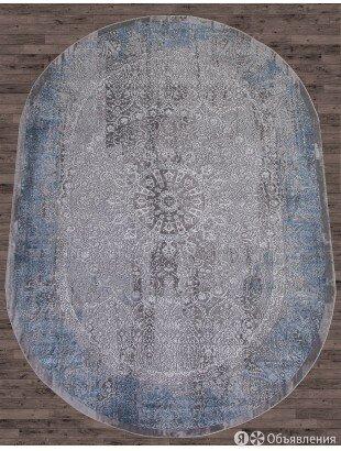 ARMINA 03878A - BLUE BLUE - Овал (1.6 х 2.3 м) по цене 9200₽ - Ковры и ковровые дорожки, фото 0