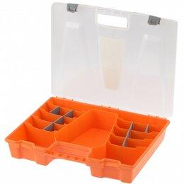 Органайзеры и кофры - Органайзер 460 х 360 х 80 мм, пластик, STELS 90720, 0