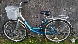 Велосипеды - Stels navigator340 бирюза/серебро, 0