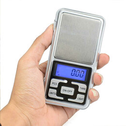 Весы - Весы ювелирные 500 гр./ 0,1 гр., 0