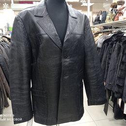 Пиджаки - Пиджак муж из натур. кожи, 0