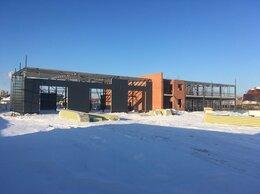 Готовые строения - Строительство быстровозводимых зданий, 0