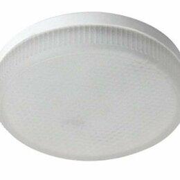 Лампочки - Лампа светодилдная Ecola GX53 8W 4200K 27x75 матов. Light T5MV80ELC (КОД:555919), 0
