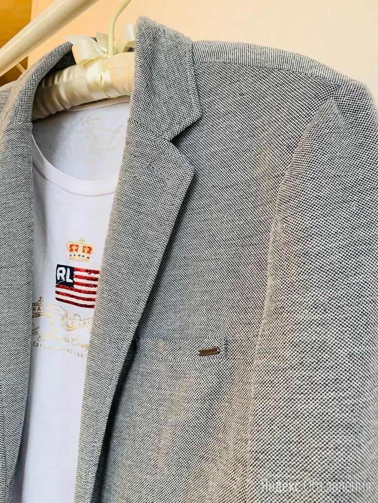 Пиджак мужской Pull&Bear по цене 400₽ - Пиджаки, фото 0