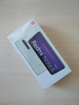 Мобильные телефоны - Xiaomi redmi Note 8 Pro 6/128GB NFC НОВЫ, 0