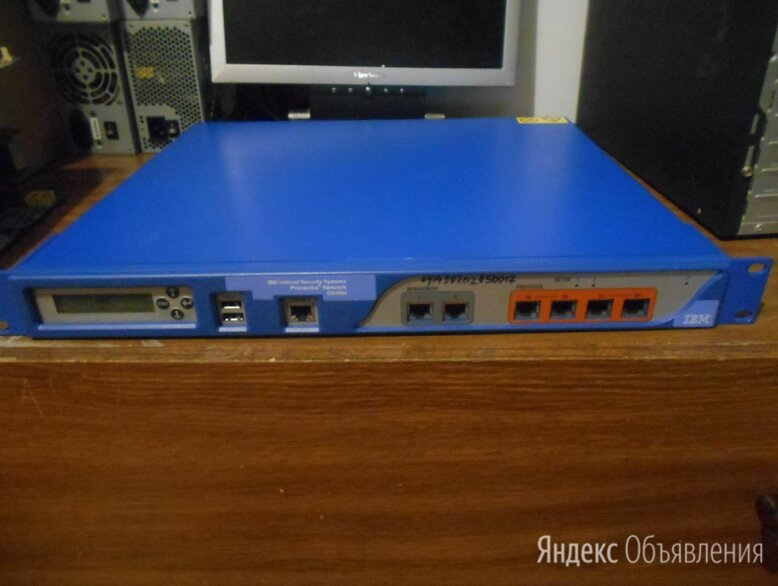 IBM Security Network GX4004C по цене 5000₽ - Прочее сетевое оборудование, фото 0