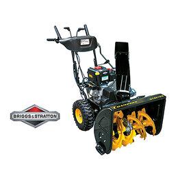 Снегоуборщики - Снегоуборщик бензиновый Champion ST 861 BS, 0