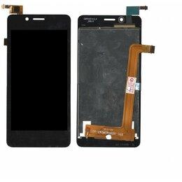 Дисплеи и тачскрины - FLY Модуль (дисплей+тачскрин) для телефона Fly…, 0