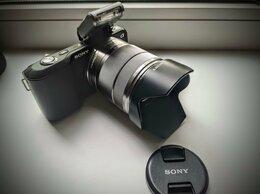 Фотоаппараты - Беззеркальная камера Sony NEX-3 kit, 0