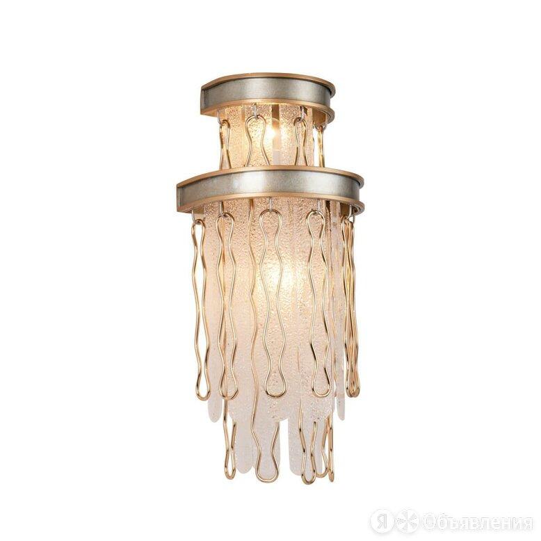 Настенный светильник Favourite Medea 2696-2W по цене 10780₽ - Бра и настенные светильники, фото 0