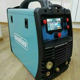 Сварочные аппараты - Сварочный аппарат MIG 200C, 0
