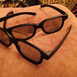 3D-очки - 3D очки, 2 пары, 0