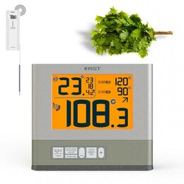 Метеостанции, термометры, барометры - Термометр для Бани IQ110. Электронный с…, 0