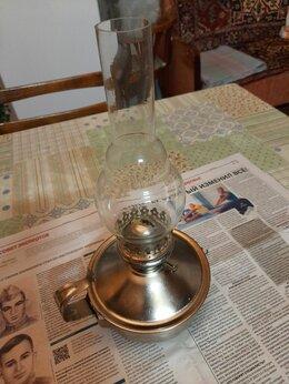 Настольные лампы и светильники - Лампа керосиновая, СССР, 0