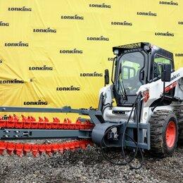Спецтехника и навесное оборудование - Мини погрузчик Lonking CDM307, 760-1230кг., 0