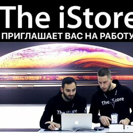 Консультанты - Продавец-консультант The iStore , 0