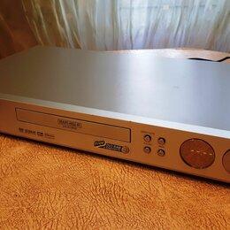DVD и Blu-ray плееры - Dvd рекордер samsung dvd r121, 0
