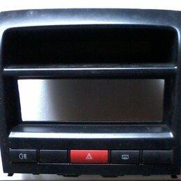 Аксессуары для салона - Fiat Albea рамка для автомагнитолы, 0