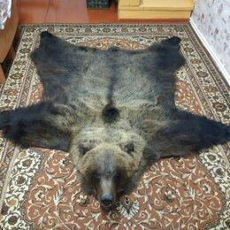 Ковры и ковровые дорожки - Ковер из медведя вид сбоку, 0