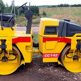 Спецтехника и навесное оборудование - Каток дорожный бу, 0