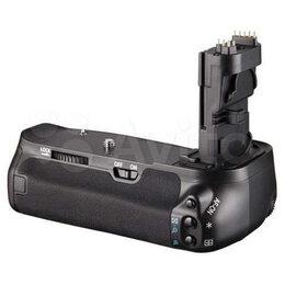 Аккумуляторы и зарядные устройства - Батарейный блок ручка BG-E9 Для Canon 60D, 0