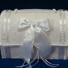 Свадебные украшения - Свадебный сундучок для денег , 0