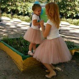 Юбки - Юбки-пачки family look для мамы и дочки, 0