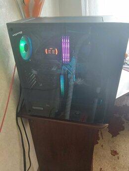 Настольные компьютеры - Мощный игровой компьютер , 0