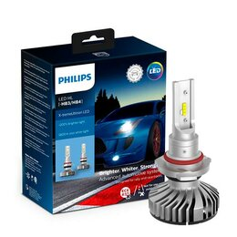 Лампочки - Комплект светодиодных ламп HB3/HB4 Philips…, 0