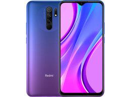 Мобильные телефоны - Смартфон Xiaomi Redmi 9 4/64GB NFC Sunset Purple, 0