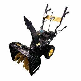 Снегоуборщики - Бензиновый снегоуборщик Huter SGC 4100L, 0