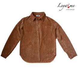 Рубашки и блузы - Детская вельветовая рубашка, 0