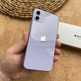 Мобильные телефоны - Iphone 11 64gb purple, 0