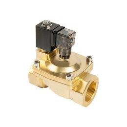 Электромагнитные клапаны - Нормально открытый электромагнитный клапан UNIPUMP BOX-25, 0