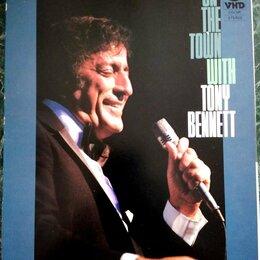 Видеофильмы - VHD диск – Tony Bennett – On The Town - 1982  – Victor – Japan – EX , 0