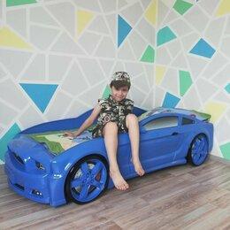 Кроватки - Кровать машина Light 3D, 0