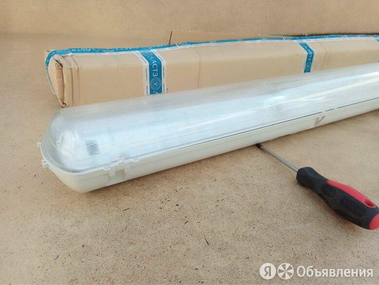 Пылевлагозащищённый светодиодный светильник ip65 по цене 3000₽ - Люстры и потолочные светильники, фото 0