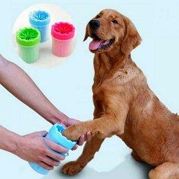 Туалеты и аксессуары  - Лапомойка для собак 150х100мм, 0