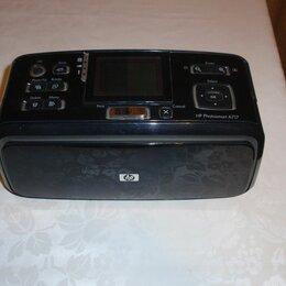 Принтеры, сканеры и МФУ - Принтер hp photosmart a717, 0