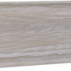 Плинтусы, пороги и комплектующие - плинтус пластиковый 52мм ярра 01/2 2,5м ziber, 0