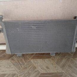 Двигатель и топливная система  - Радиатор охлождения двигателя н ваз 21213, 0