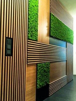 Стеновые панели - рейка декоративная, 0