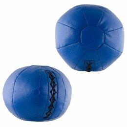 Фитболы и медболы - Медбол FS№0005 5 кг, 0