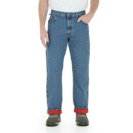 Джинсы - Джинсы Wrangler Rugged Wear W40 L30, утепленные, 0